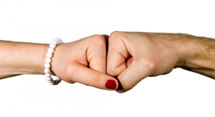 Gesture bye bye handshake hello fist bump m4hsunfo
