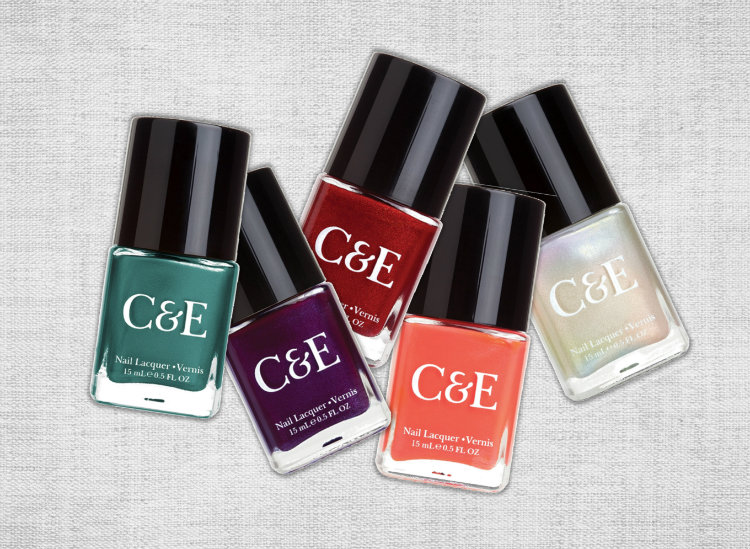 Crabtree & Evelyn launches nail lacquer collection in Singapore ...