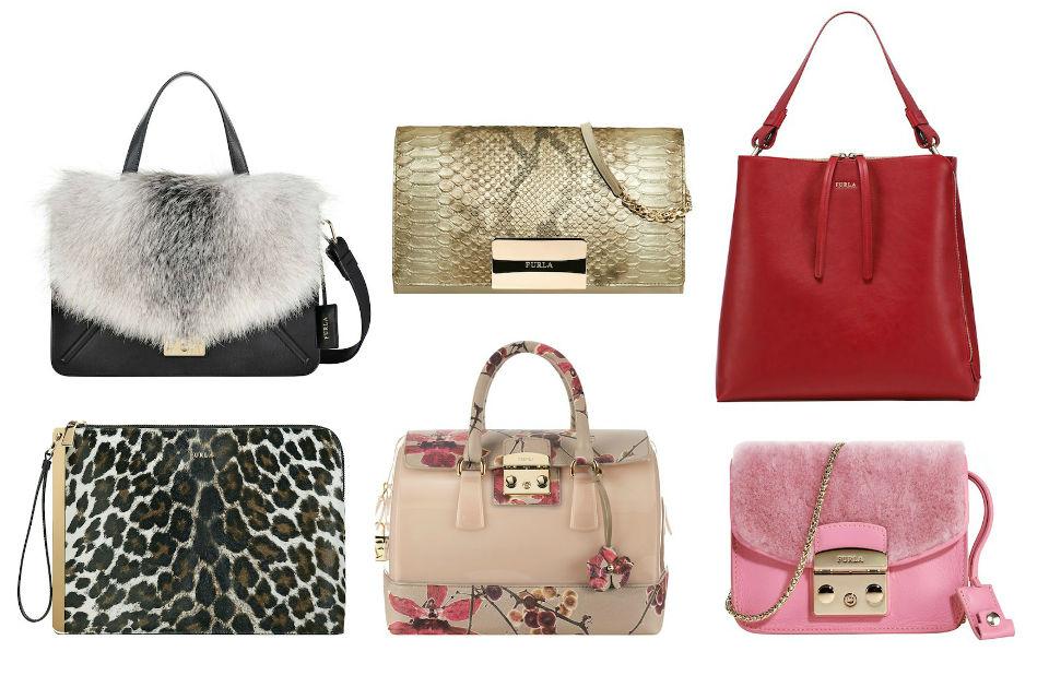 Furla Fall 2014 women's handbag collection