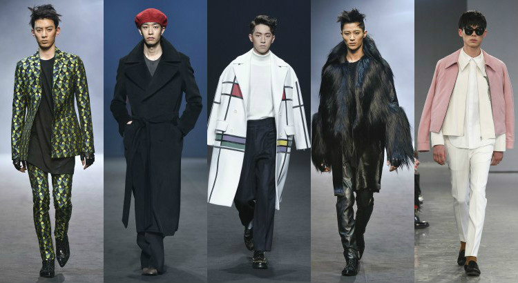 Seoul Fashion Week Fw15 Menswear Trends On The Runways