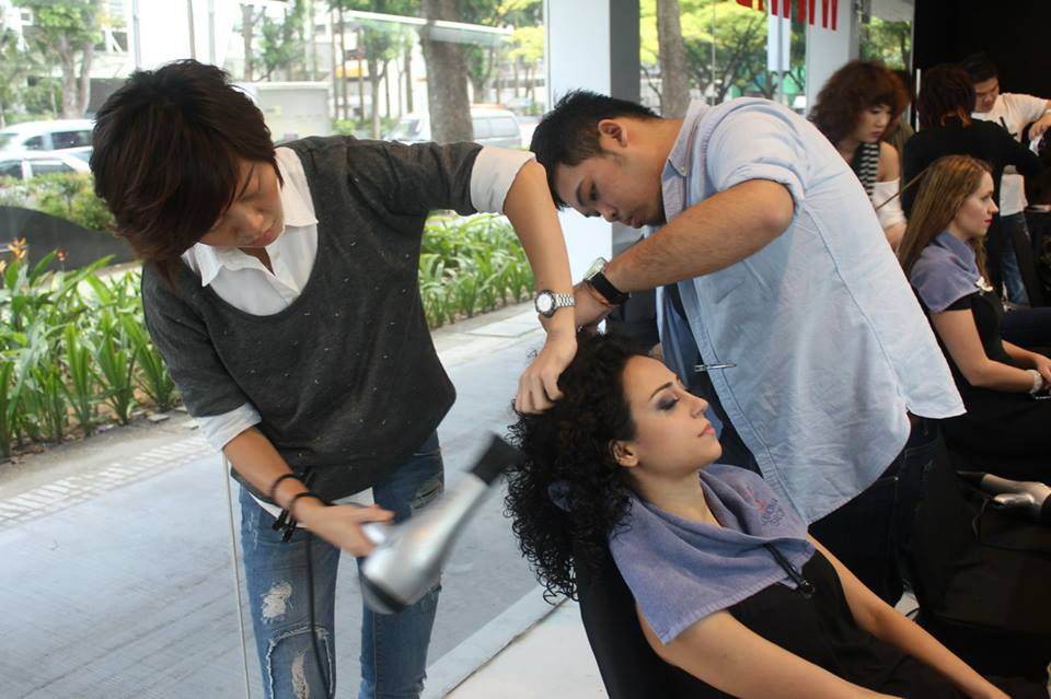 Best Hairstyle For Youth : K wave: the best korean salons in singapore