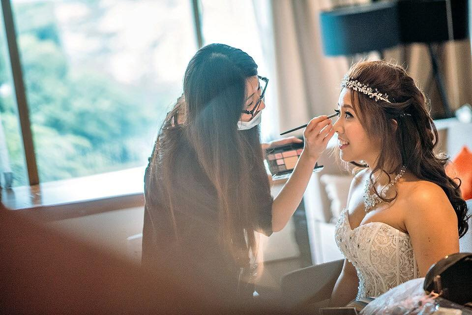 Wedding Prep: The best hair and makeup teams in Singapore