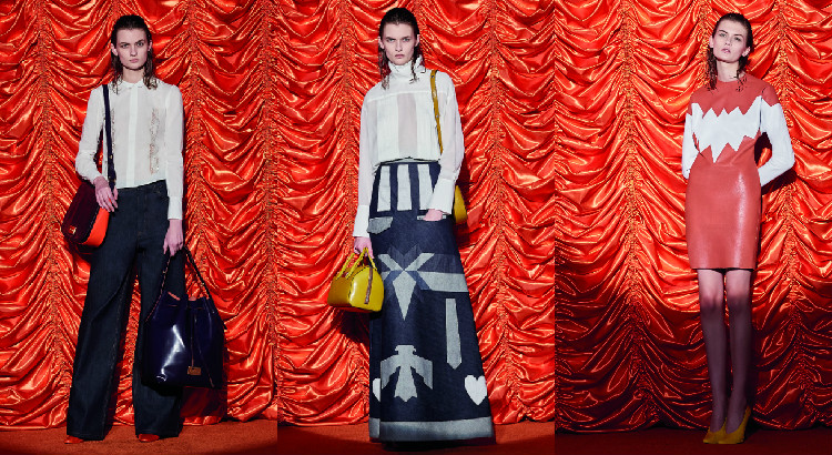 Giddy Up: Bimba Y Lola's Autumn/ Winter 2015 collection