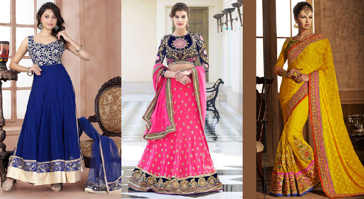 Take A Look At Traditional Wedding Outfits From Around The: Guest Dilemma: What To Wear To An Indian Wedding?