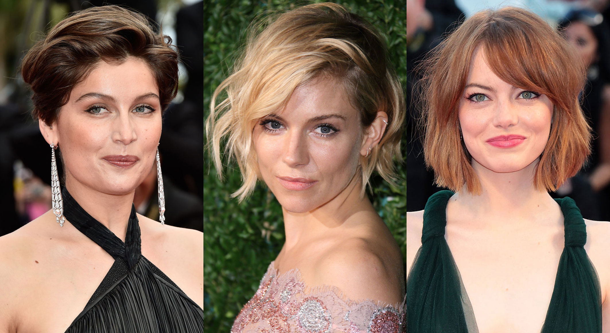 15 Celebrities Who Ve Dared To Cut Their Hair Short