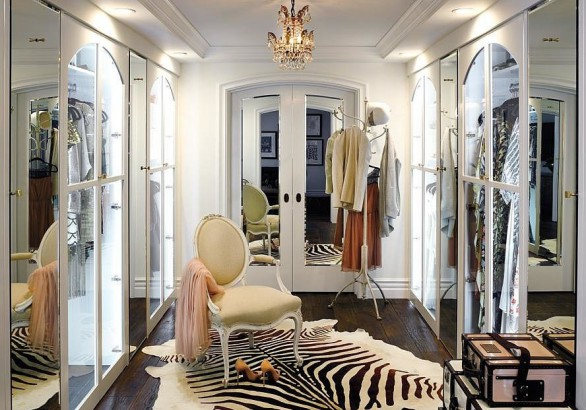 Attirant Over The Top: 10 Outrageous Celebrity Closets You Have To See