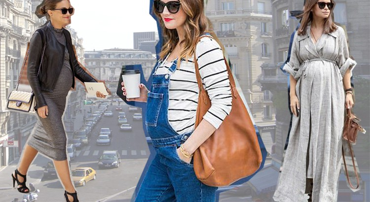30 looks to show you it's possible to be pregnant and stylish