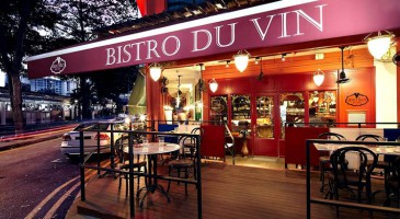 Top 8 French restaurants in Singapore