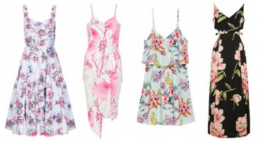 10 Floral print dresses to exude your feminine side