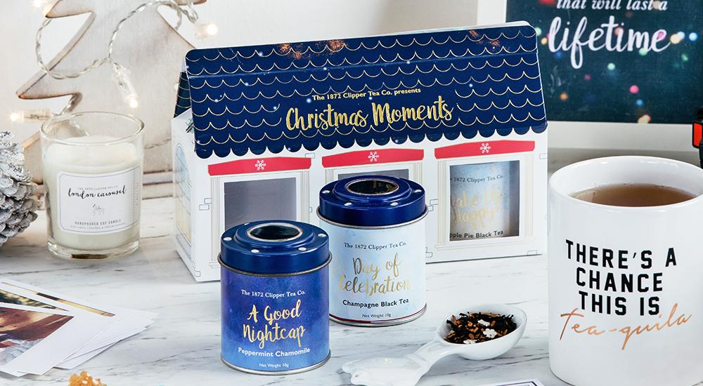 Tea christmas gift sets