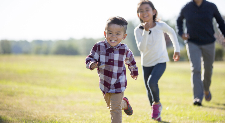 Ways To Encourage Kids To Be Physically Active