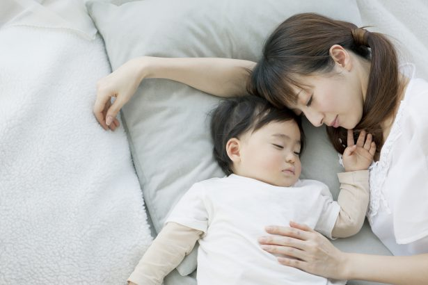 how to keep a child from snoring