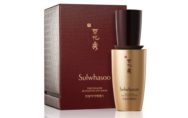 Sulwhasoo to power up anti-aging Timetreasure line with new additions