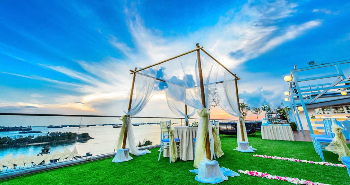 10 Gorgeous Places To Have An Al Fresco Wedding In Singapore