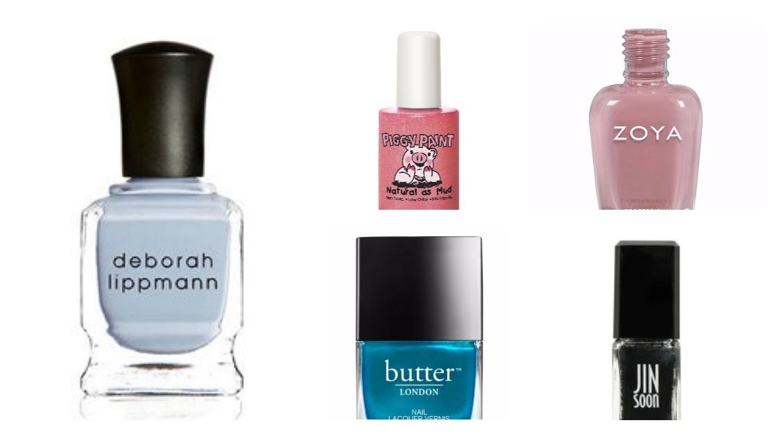 Nailed it: The 10 Non-toxic nail polish alternatives to try