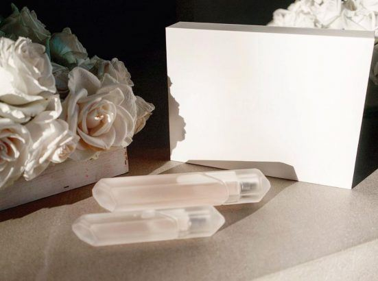 Kkw Fragrance Review >> Kim Kardashian West just unveiled her new crystal-themed fragrances