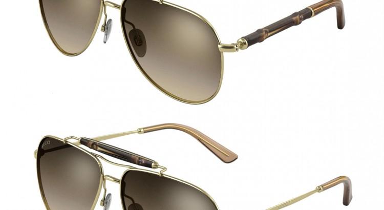 9fe48813b03 Gucci Bamboo Sunglasses - Marie France Asia