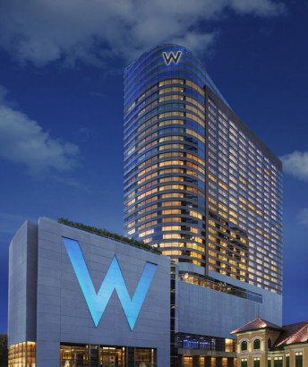 W Hotel Bangkok: Business done with a twist - Marie France