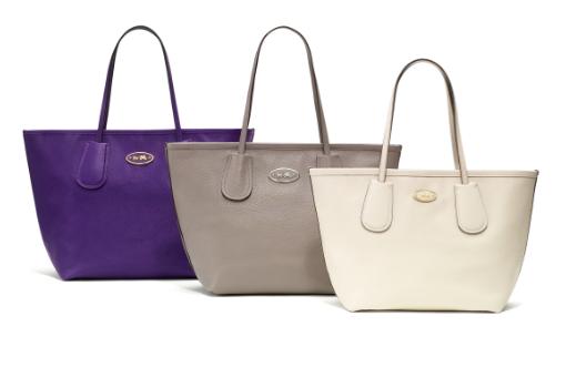 88c63df4d73e Fashion  Coach Fall 2014 women s handbag collection