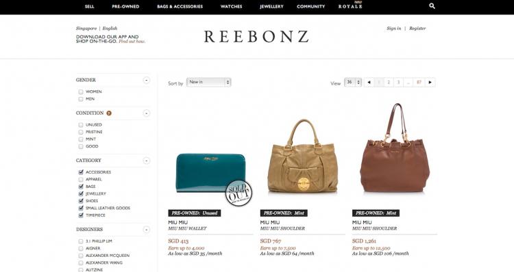 d3b834ccc845 Editor s Pick  6 Online destinations for pre-loved and vintage designer  fashion