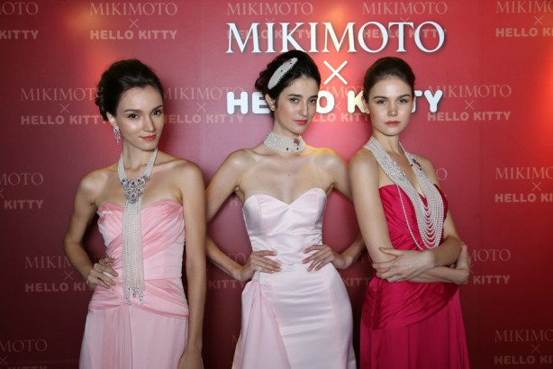 0a97bd922 Playful Elegance: Mikimoto x Hello Kitty jewellery collection