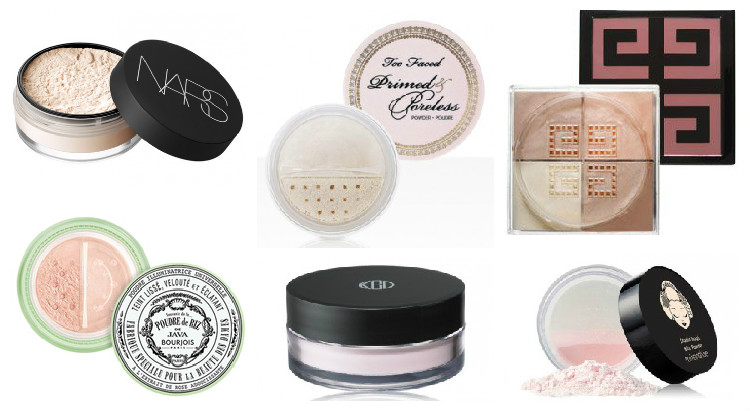 Prim and Powdered: 10 loose powders for a fresh face