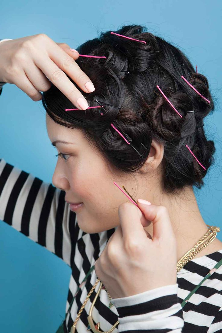 How To Get Beautiful No Heat Curls Easily