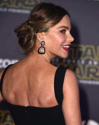 5 Celebrities Who Rocked Princess Leias Buns In 2015