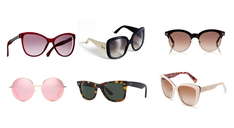 749c2bc0bea 10 Stylish sunglasses to suit your face shape