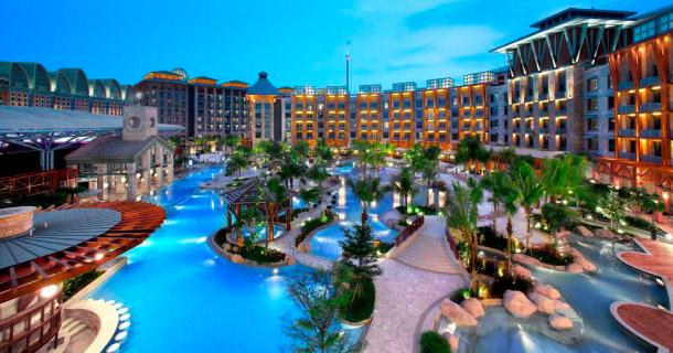 Luxury Dip 10 Best Hotel Swimming Pools In Singapore