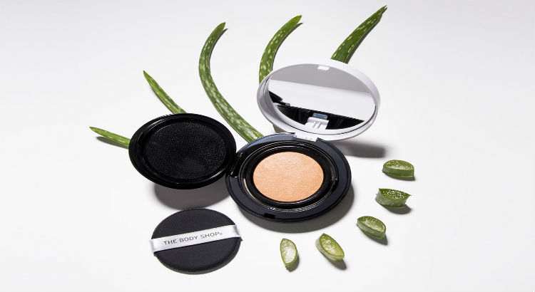 Afbeeldingsresultaat voor the body shop fresh nude cushion foundation