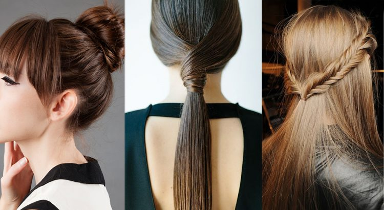 Braids & Ponytails: 25 Easy hairstyles for women with fine hair