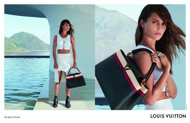 557987b428127 Alicia Vikander returns as the face of Louis Vuitton Cruise 2017