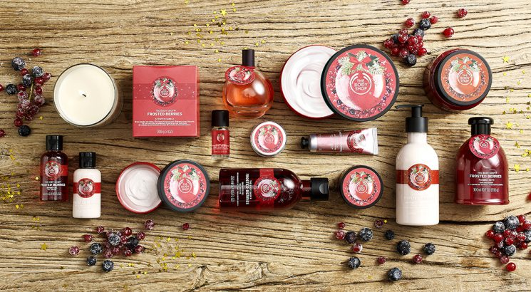 The Body Shop helps you celebrate your 'Wildest Christmas Ever'
