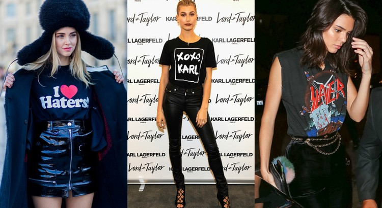 63730da6e Street Style: 11 Ways to rock the graphic tee shirt