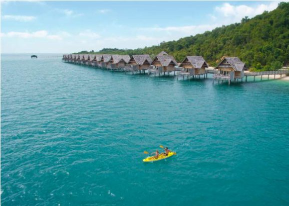 10 Beautiful water villas in Indonesia to take your breath away