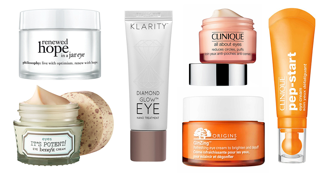 10 Best Affordable Eye Creams You Must Try In 2017