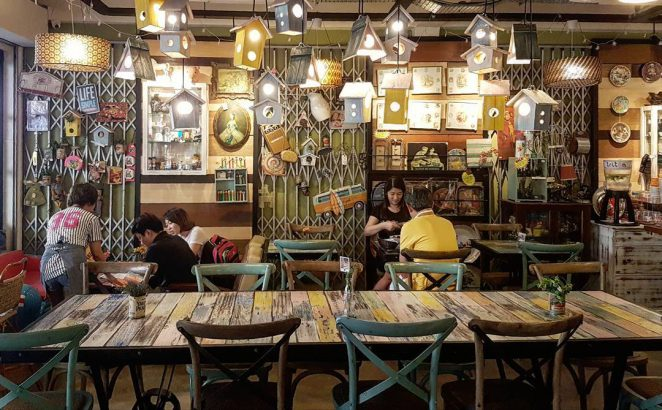 10 Vintage-themed cafes in Singapore you will fall in love with