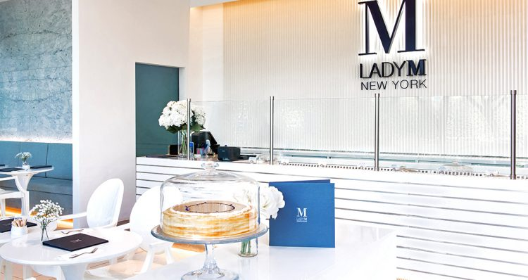 Dessert Destination Lady M Opens New Boutique Patisserie At South Beach Avenue