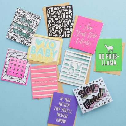 10 Places To Get Amazing Greeting Cards In Singapore