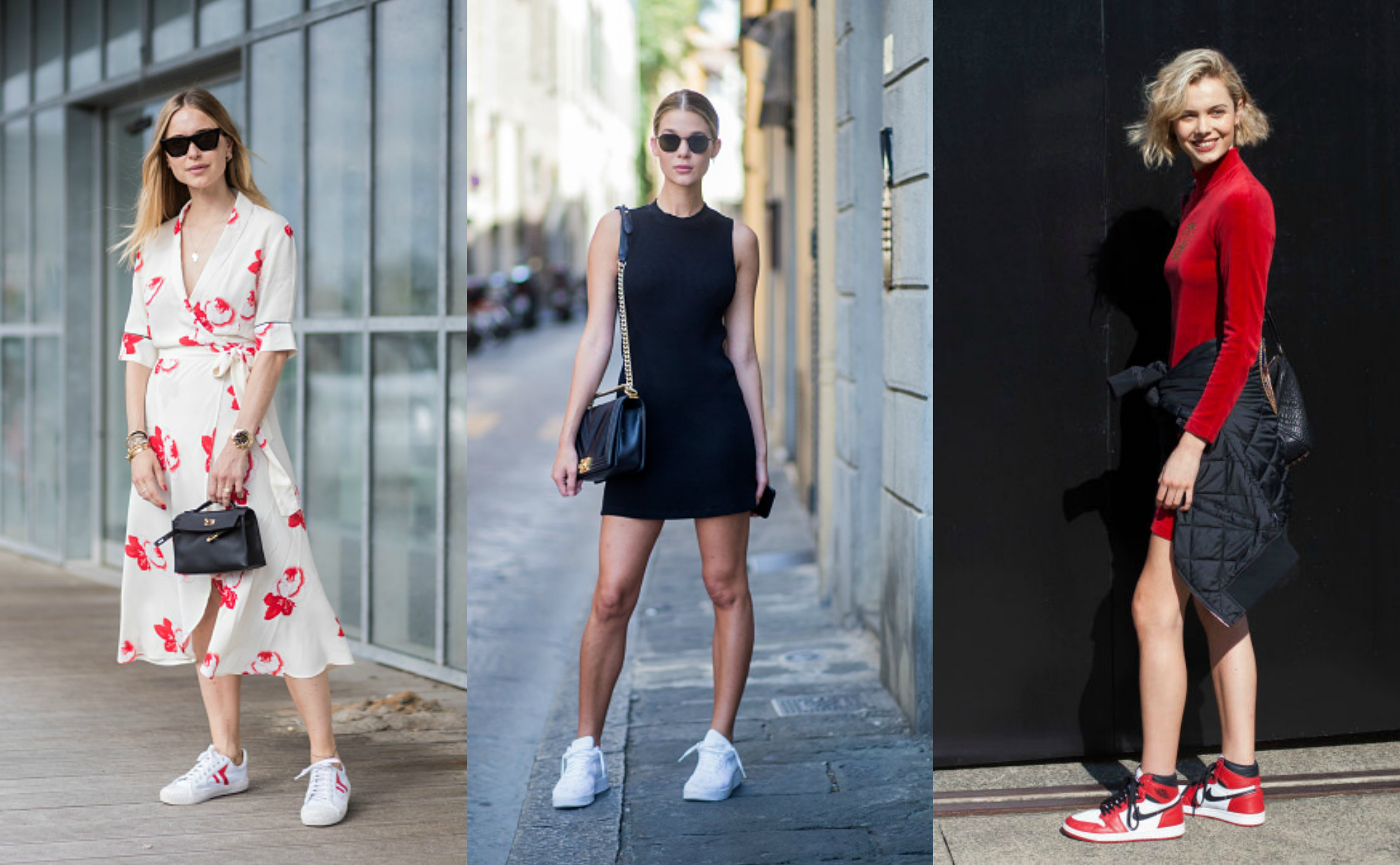 inspire you to wear sneakers