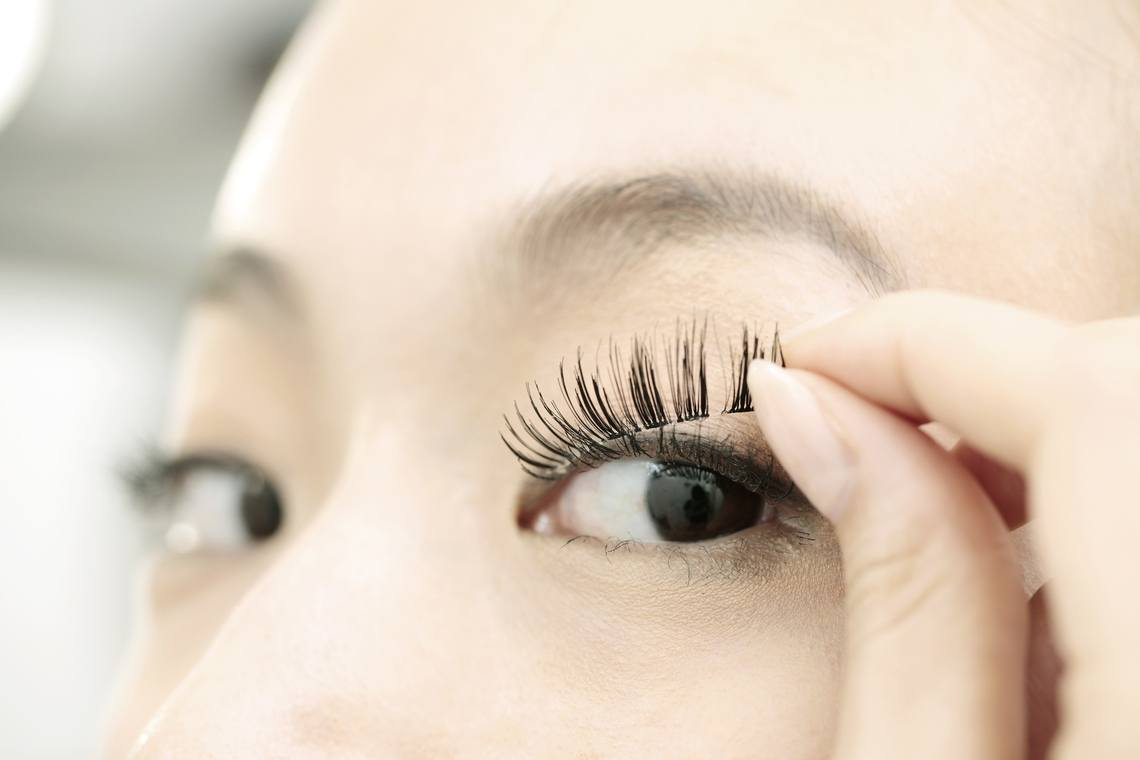 Pretty Peepers 8 Best Natural Looking Falsies For Asian Eyes