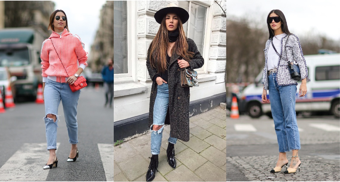 152d993e95e 20 Streetstyle-worthy ways to rock the mom jeans without looking frumpy