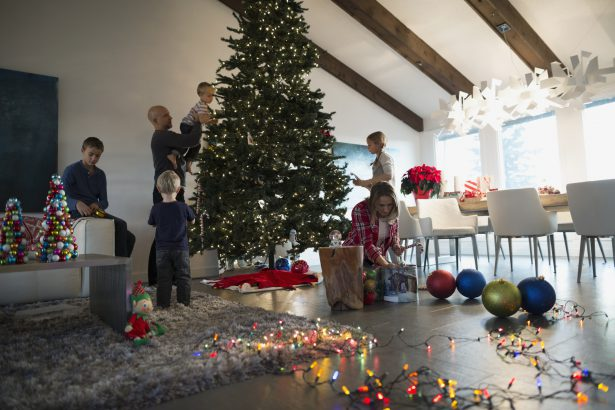 Overly Christmas.6 Ways To Avoid Overly Spoiling Your Child This Christmas