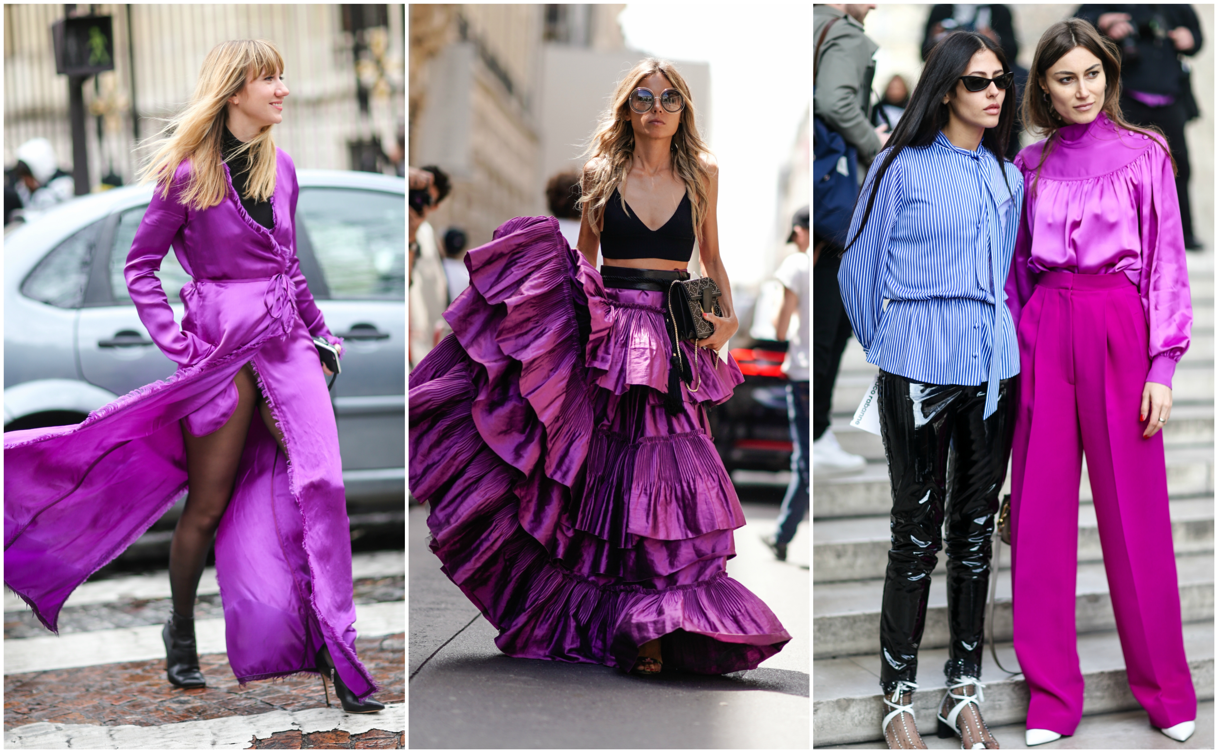 343c2a8e792 Ultra Violet: How to wear Pantone's 2018 Colour of the Year this Christmas