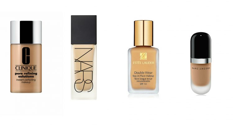 7 Best foundations perfect for those with large pores & textured skin